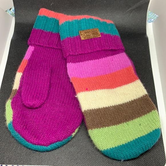 Coach Women's Wool Mittens